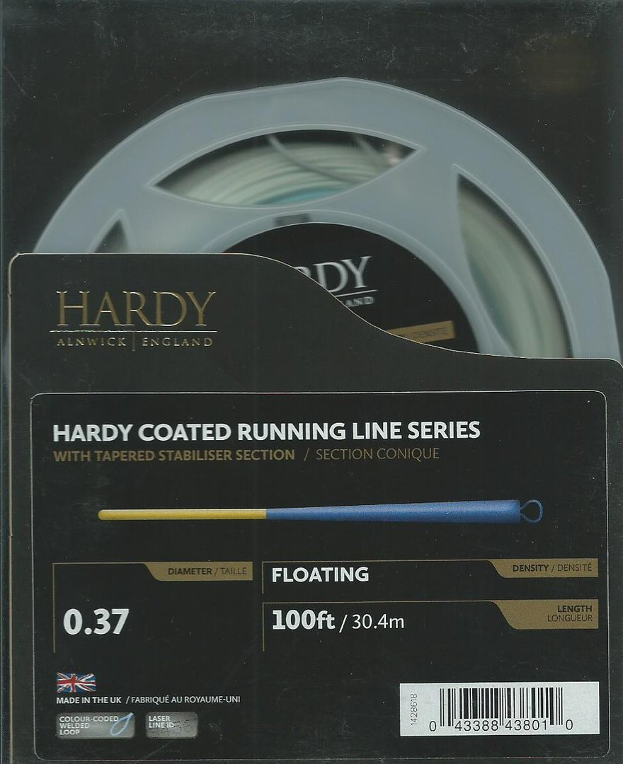 Hardy Tapered Running Line