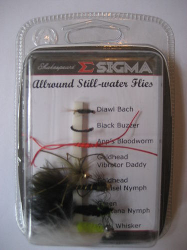 Allround Still-water Flies Set